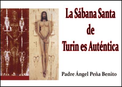 Libro eBook La Sábana Santa de Turín es Auténtica