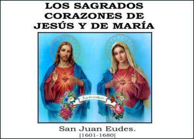 Libro eBook Los Sagrados Corazones de Jesús y de María