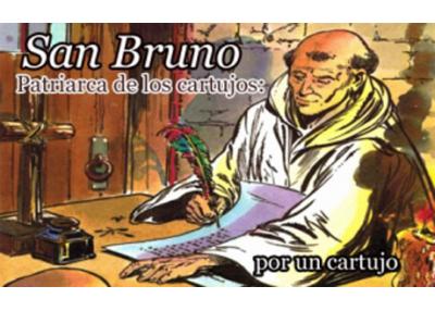 Libro eBook San Bruno Patriarca de los cartujos