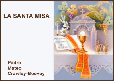 Libro eBook La Santa Misa