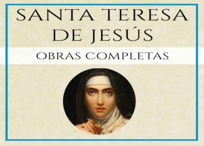 Libro eBook Obras Completas de Santa Teresa de Ávila