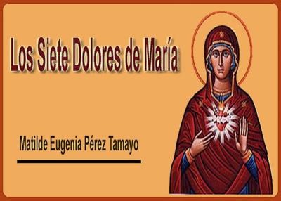 Libro eBook Los Siete Dolores de María