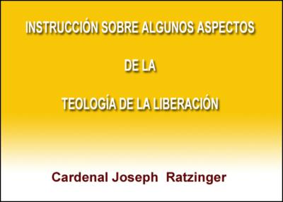 """Libro eBook Instrucción sobre algunos aspectos de la """"Teología de la Liberación"""""""