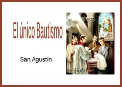 Libro eBook El único bautismo