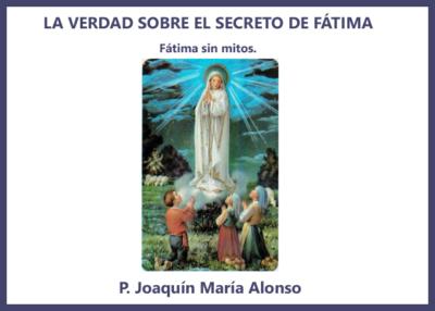 Libro eBook La verdad sobre el Secreto de Fátima