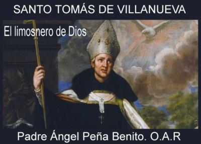 Libro eBook Santo Tomás de Villanueva El limosnero de Dios