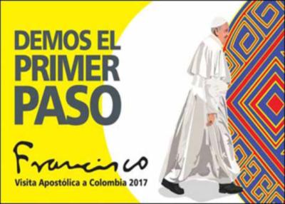 Libro eBook Visita Apostólica del Papa Francisco a Colombia