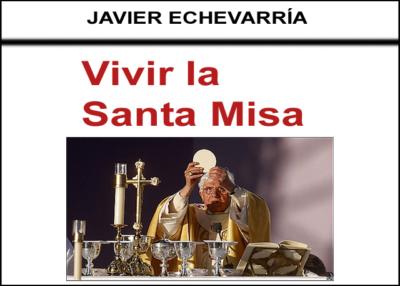 Libro eBook Vivir la Santa Misa